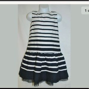 GAP KIDS striped dress 6/7